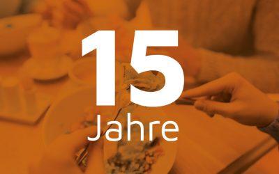 15 Jahre Tafel Waiblingen: Feier am 28. September